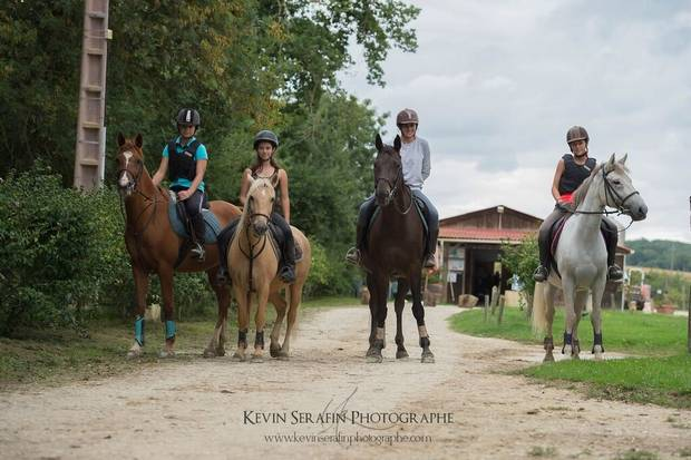 equitation gers